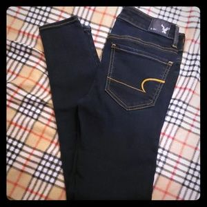American Eagle size 2 jegging jeans